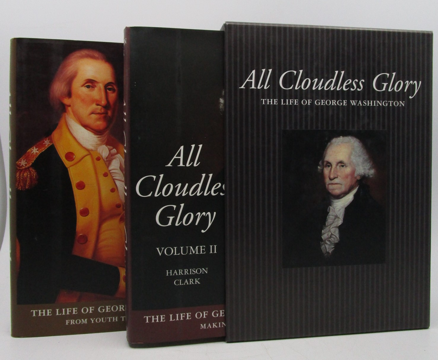 Image for All Cloudless Glory 2 volumes (Boxed Set)