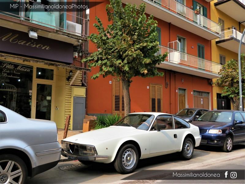 avvistamenti auto storiche - Pagina 38 Alfa-Romeo-Junior-Zagato1-6-73-CT311159-1
