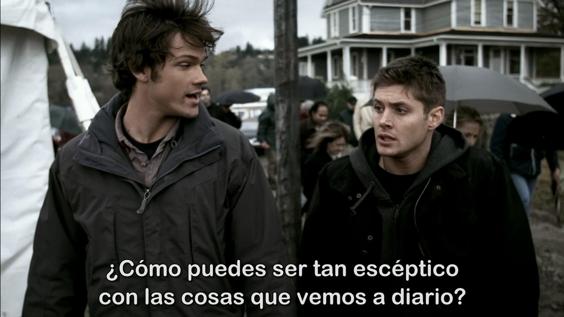 Supernatural S01 + Extras x265 10Bits 1080p