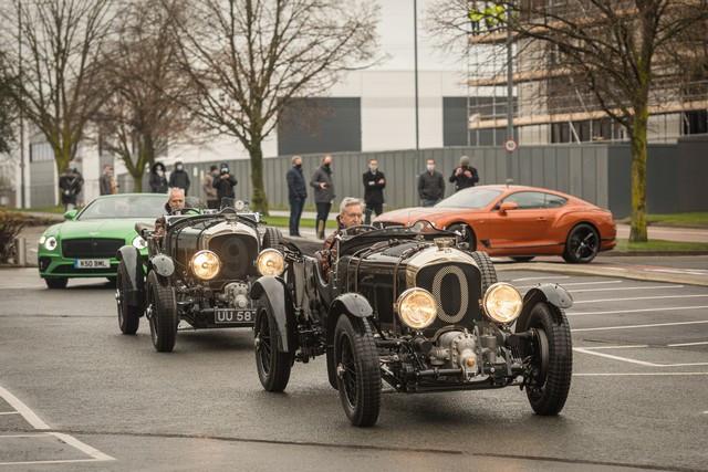 Bentley Motors à célèbré l'ouverture de son nouveau campus  Bentley-Campus-4