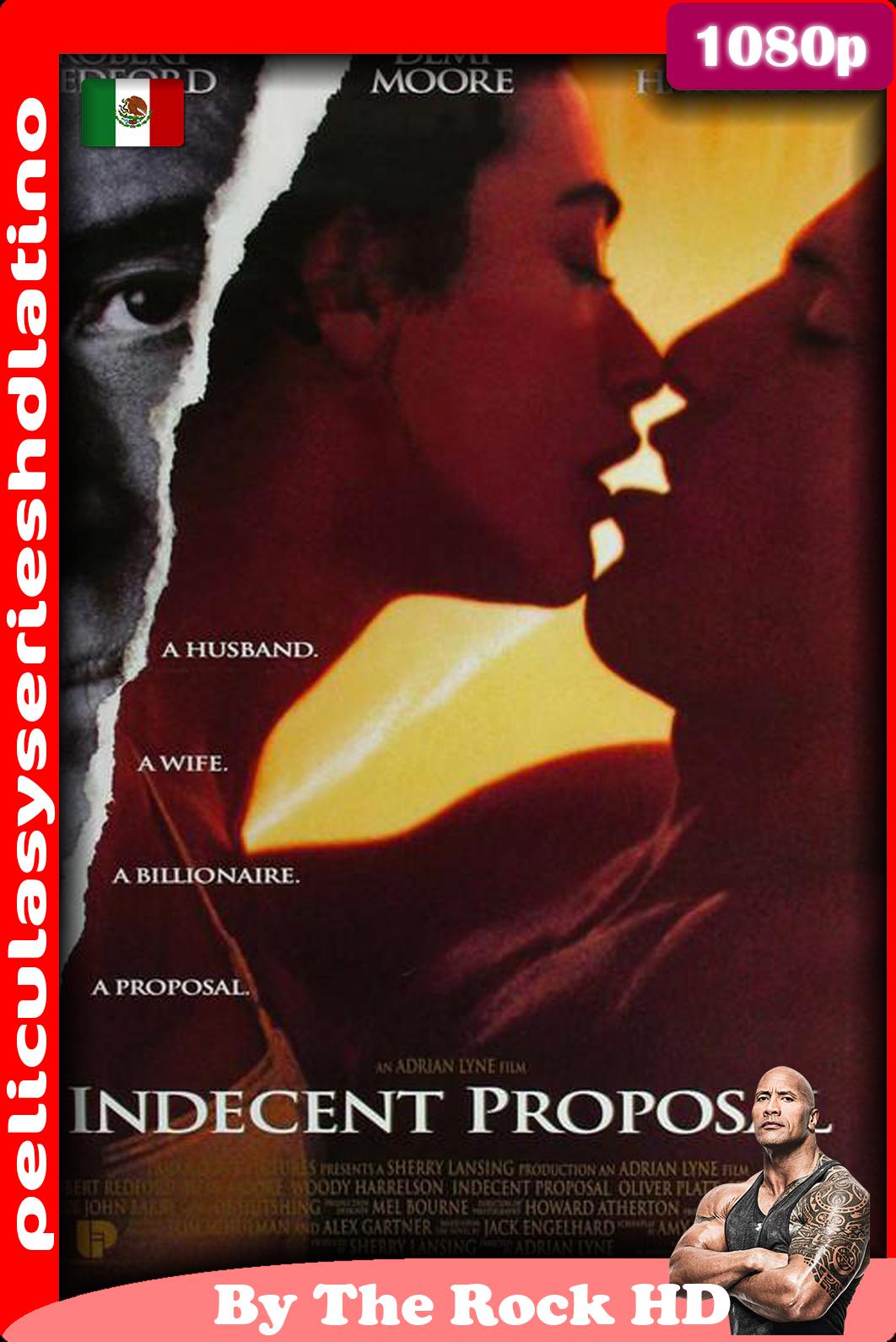 Una proposición indecente, (1993) [1080p] [Latino] [Google Drive]