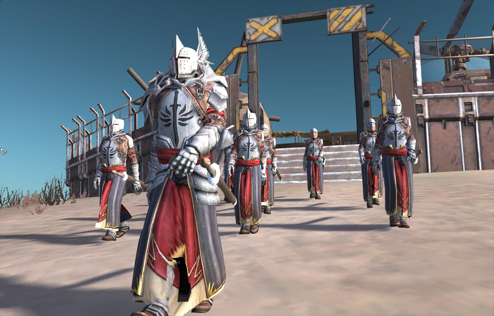 Dragon Age: Тамплиеры! (RU)