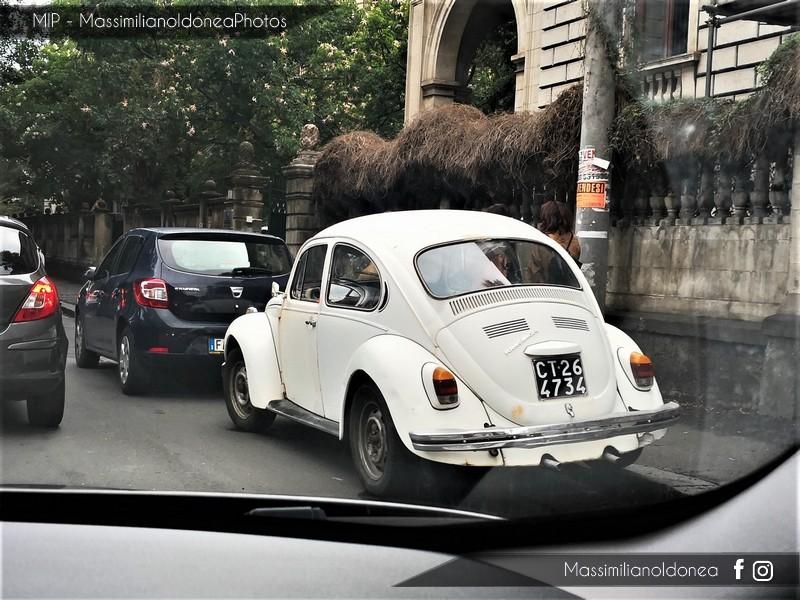 avvistamenti auto storiche Volkswagen-Maggiolone-1-3-71-CT264734-2