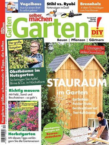 Cover: Selber Machen Heimwerkermagazin Spezial (Garten) No 02 2021