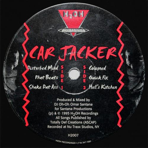 Download Omar Santana - Car Jacker mp3
