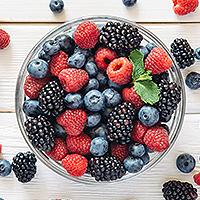 Niskokaloryczne owoce