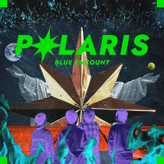 [Single] BLUE ENCOUNT – POLARIS