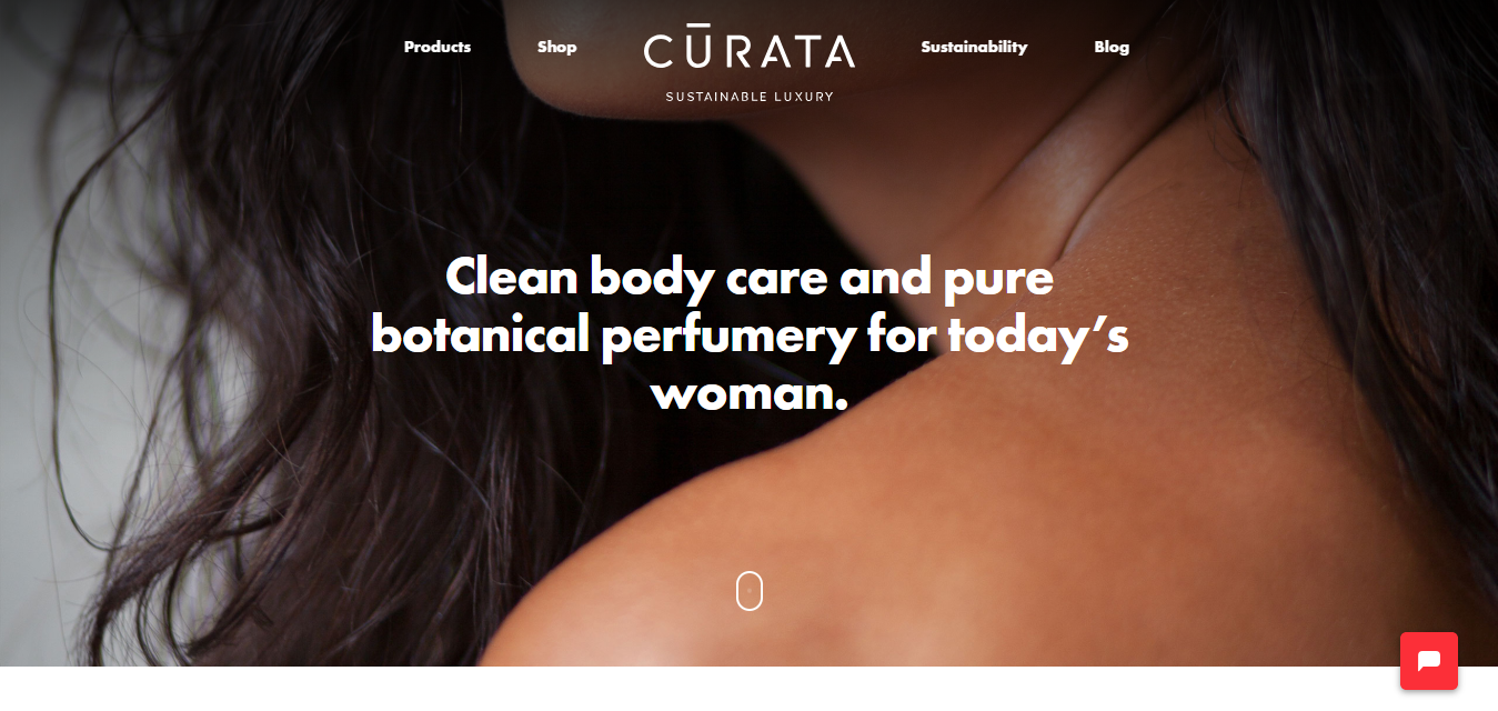 The Cūrata Sustainable Luxury travel product recommended by Serena Rogers on Pretty Progressive.