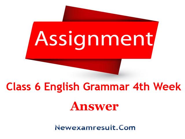 Class-6-English-Grammar
