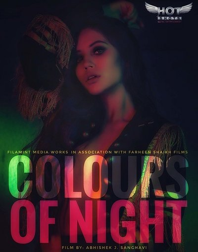18+ Colours of Night (2020) Hindi Short Film 720p HDRip 150MB Download