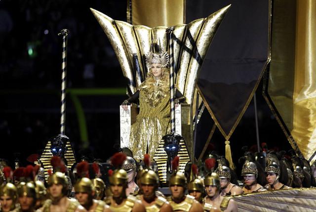 Брэдли Любящий - ТРИУМФАТОР Madonna