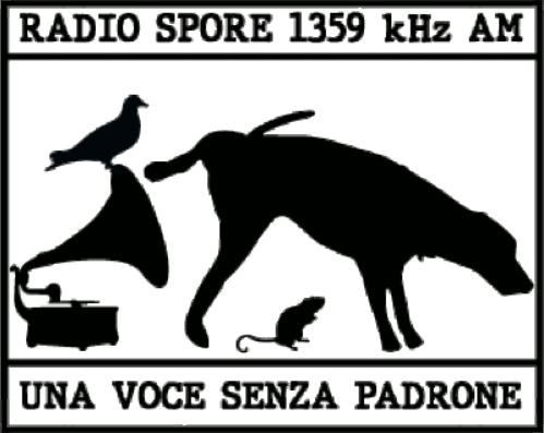 logo radio spore