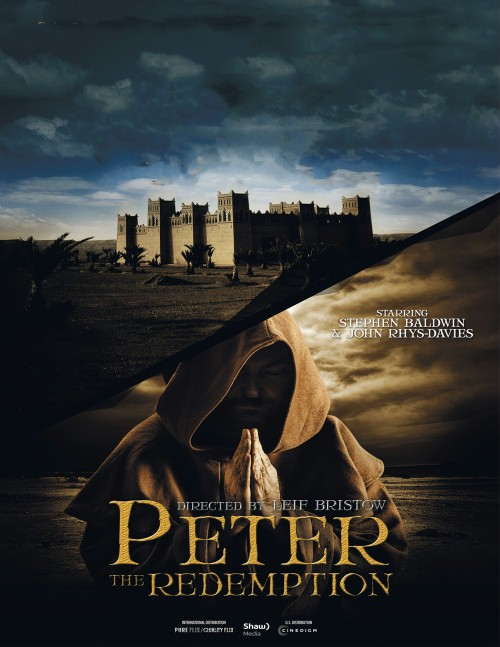 Piotr: Odkupienie / The Apostle Peter: Redemption (2016)  PL.WEB-DL.Xvid-FmX / Lektor PL