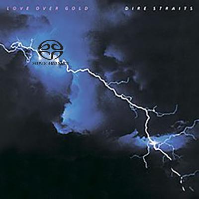 Dire Straits - Love Over Gold (1982) DSD128  Super Audio CD