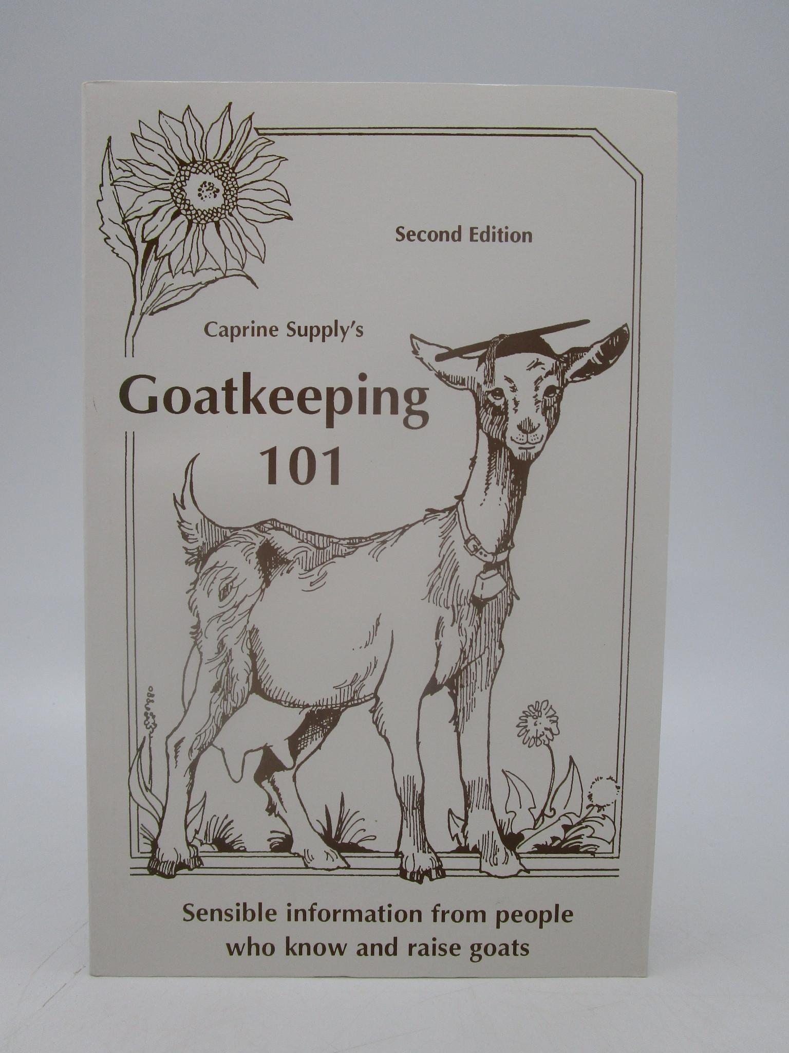 Image for Goatkeeping 101