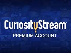 CuriosityStream Premium Account