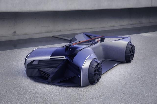 Nissan « GT-R(X) 2050 » : Le Projet D'un Stagiaire Devient Réalité Nis-GTR-2050-04-source