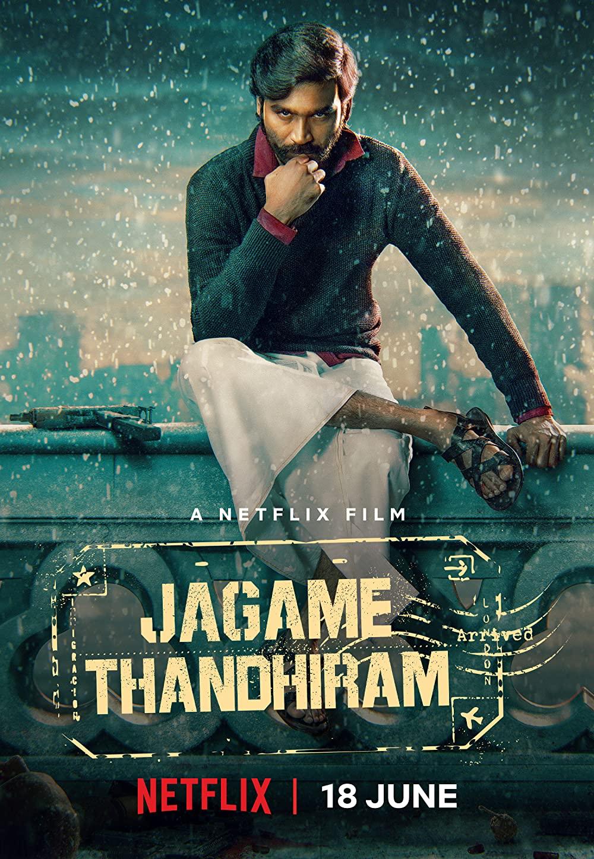 Download Jagame Thandhiram (2021) Hindi WEB-DL Dual Audio [Hindi DD5.1 & Tamil] 4K 1080p 720p 480p [x264/10Bit-HEVC] HD   Full Movie