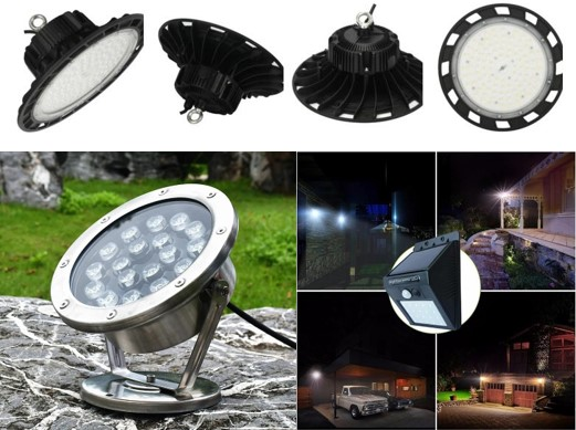 IACS Company Introduces LED UL Underwater Lights & LED High Bay UFO Light