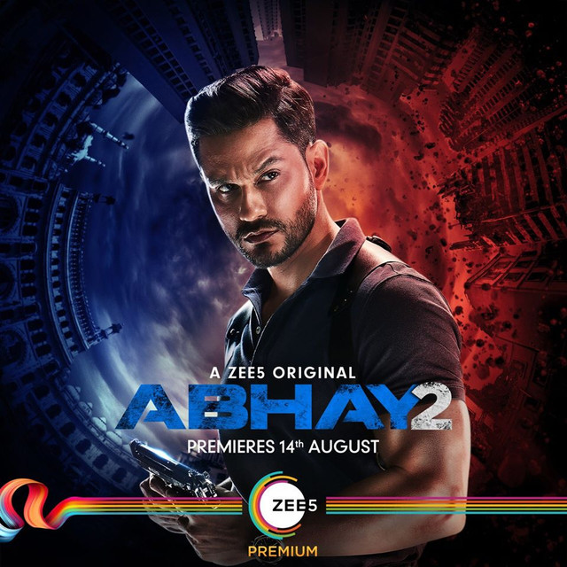 Abhay 2020 S02 Complete Hindi Zee5 720p WEB-DL 1.3GB ESubs Download
