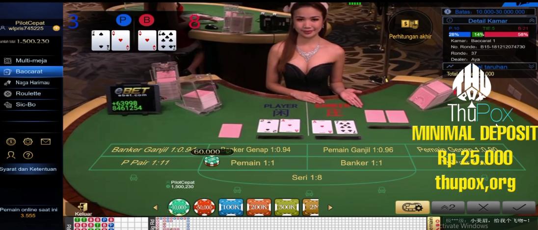 Cara Bermain Casino Baccarat
