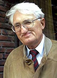 Jürgen Habermas, filósofo