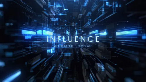 Influence 32289240 - Project for After Effects (Videohive)
