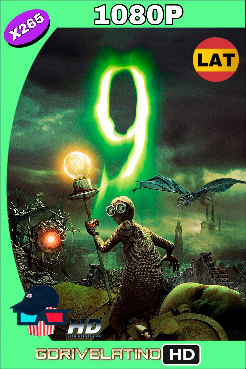 Número 9 (2009) x265 1080p Latino-Ingles MKV