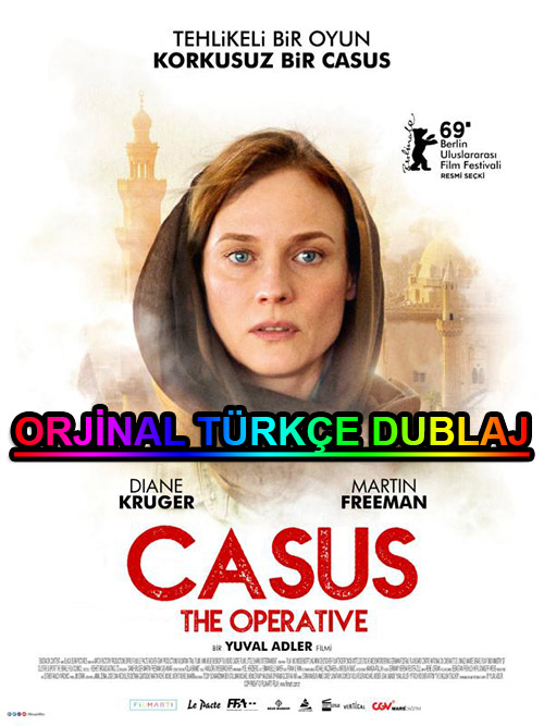 Casus | The Operative | 2019 | BDRip | XviD | Türkçe Dublaj | m720p - m1080p | BluRay | Dual | TR-EN | Tek Link