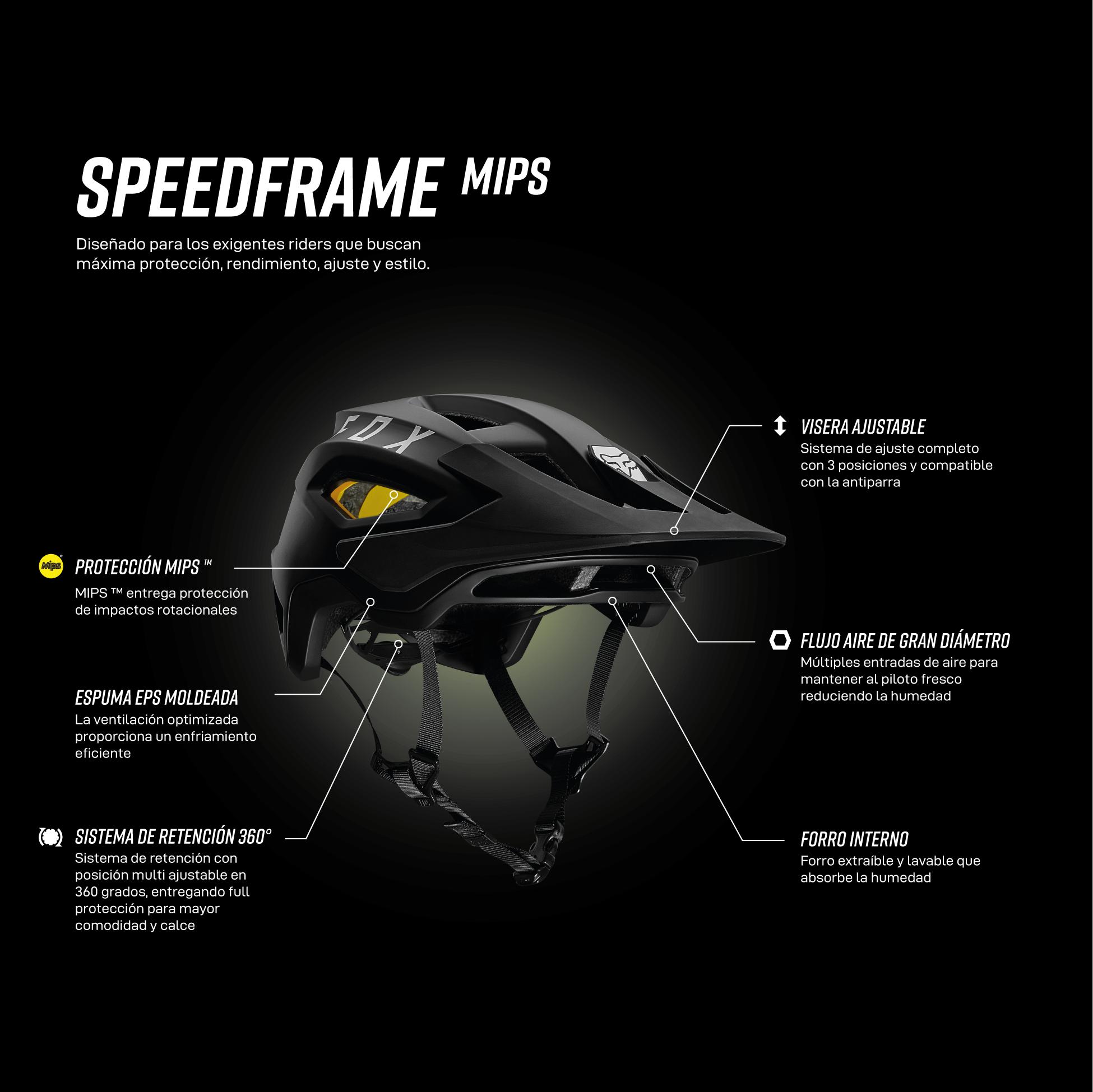 Speedframe-Mips-Negro