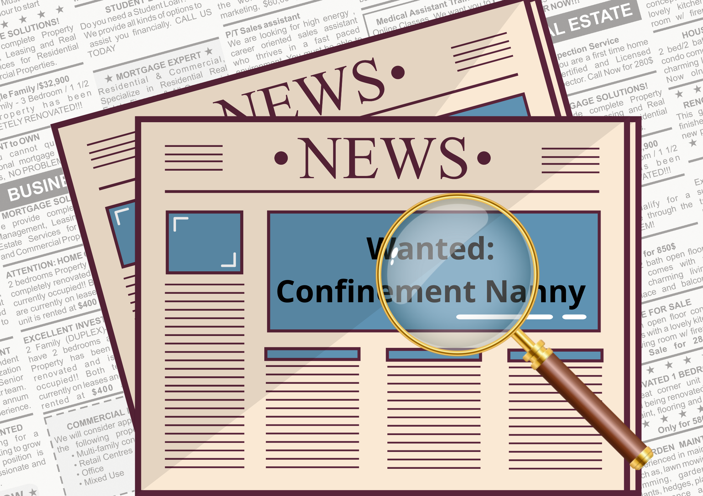 Wanted-Confinement-Nanny