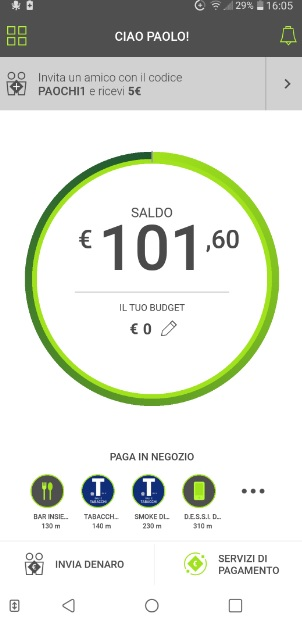 Bill SisalPay Bill (App italiana di SisalPay) €5,00 subito + €5,00 se invitato + €5,00 ogni invito [scadenza 30/09/2020] - Pagina 3 101-bill