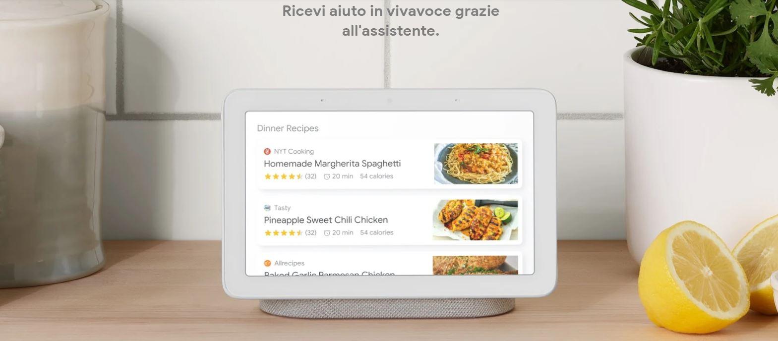 Google Nest Hub<br />