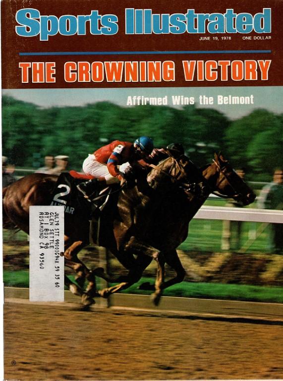 Sports Illustrated Magazine, June 19, 1978 (Vol. 48, No. 26), Jones, Robert F.