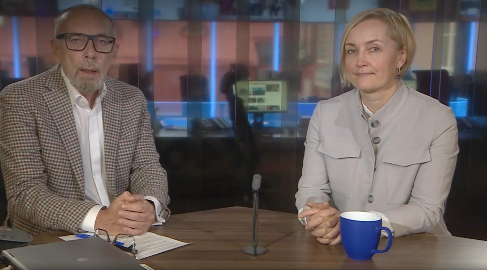 ВИДЕО: Кристина Каллас: нет смысла в новой партии, которая специально не занимается Ида-Вирумаа