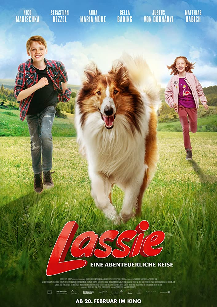 Lassie Come Home 2020 English 720p HDRip 800MB | 300MB Download