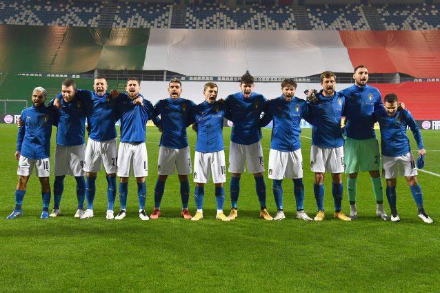 Qualificazioni Mondiali Calcio ITALIA-IRLANDA DEL NORD: orario Streaming Gratis Rai Play e Diretta Rai 1