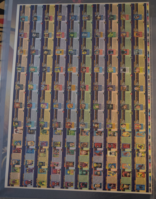 Marvel-Universe-Series-III-1992-Uncut-Sheet-3