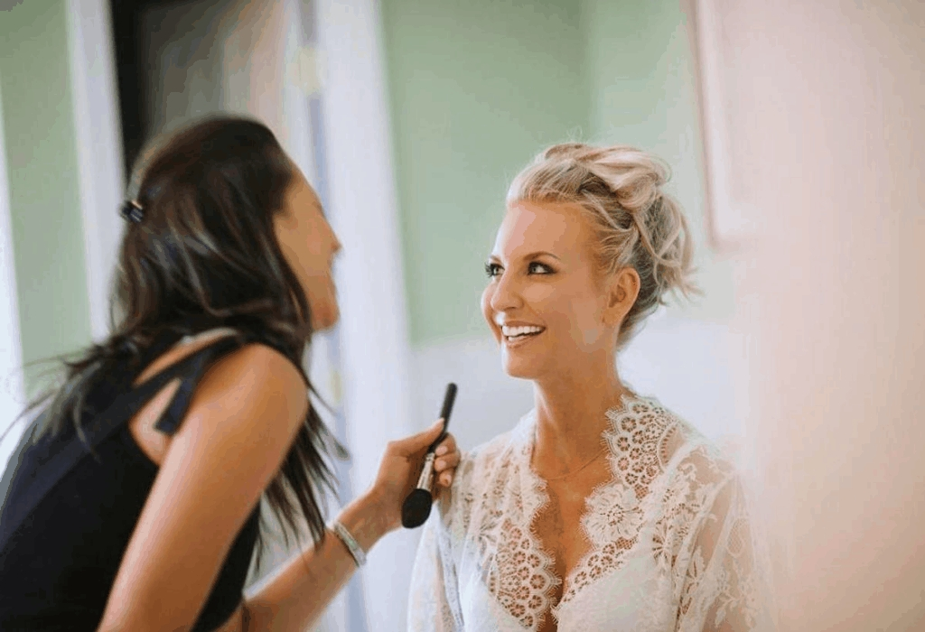 Bridal Beauty Hairstyle
