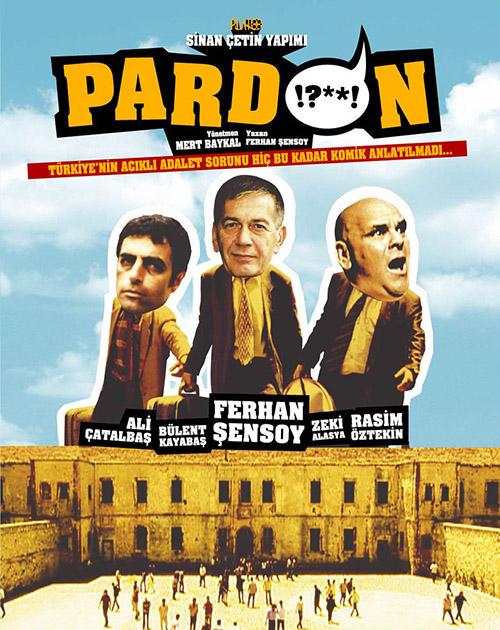Pardon | 2005 | Yerli Film | WEB-DL | XviD | Sansürsüz | 1080p - m720p - m1080p | WEB-DL | Tek Link