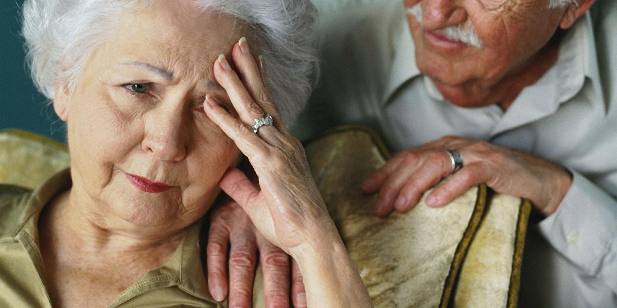 6 распространенных болезней у пожилых людей