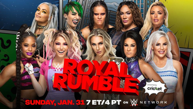 Royal Rumble Femenino 2021