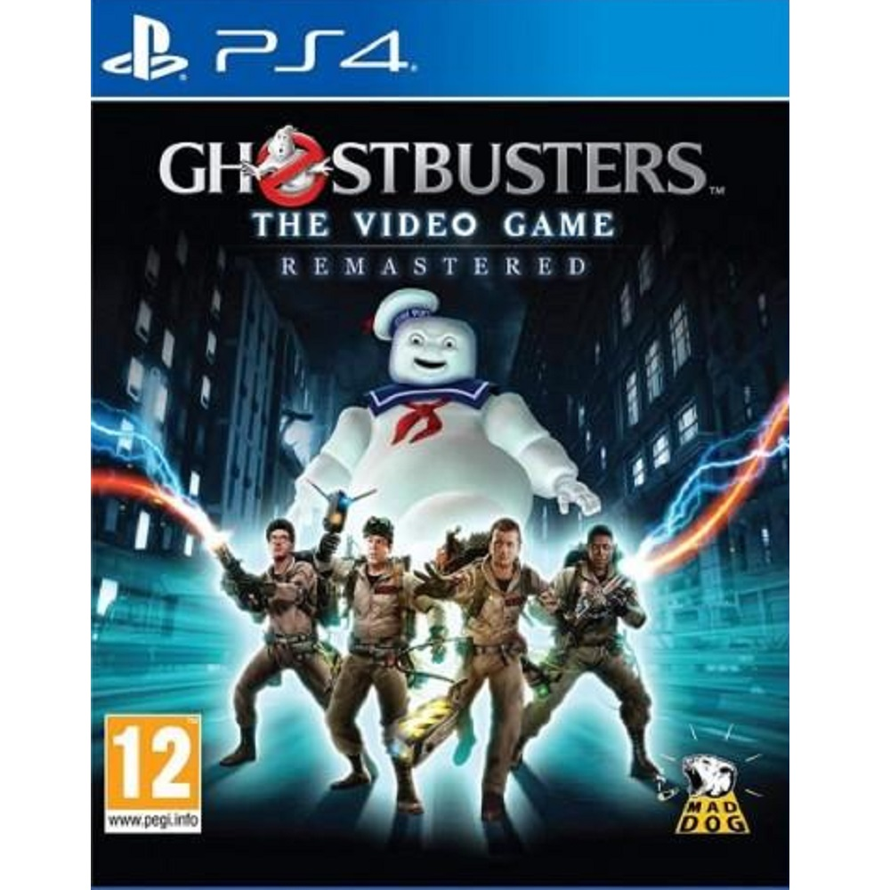 PS4 Ghost Busters : The Video Game Remastered (Premium) Digital Download