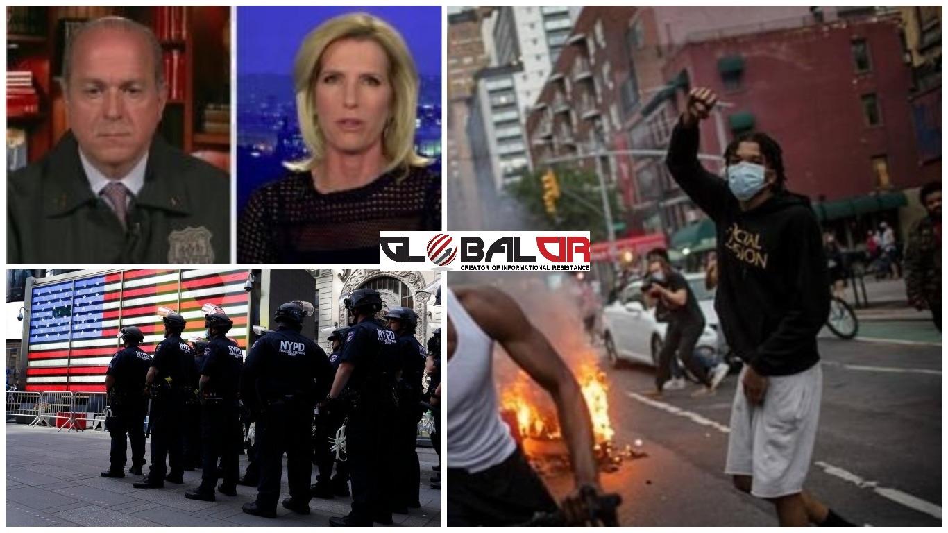IMAMO DOVOLJNO POLICAJACA, ALI GRADSKE VLASTI SU NAM VEZALE RUKE! Šef policijskog sindikata kaže da 'njujorška policija gubi taj grad', moli predsjednika Trampa da pošalje pojačanja!