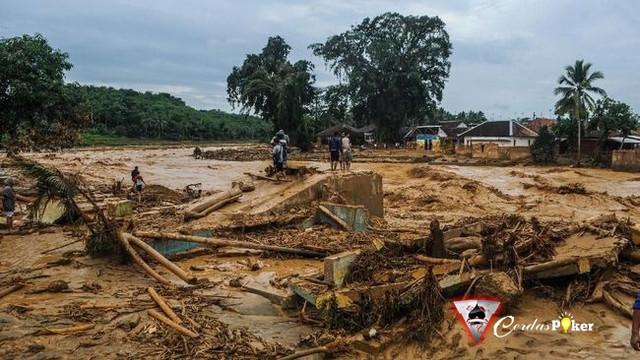 Polri Bentuk Satgas Tambang Ilegal Penyebab Banjir dan Longsor
