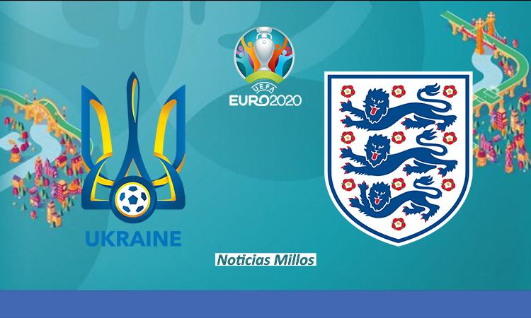 Ucrania Vs Inglaterra