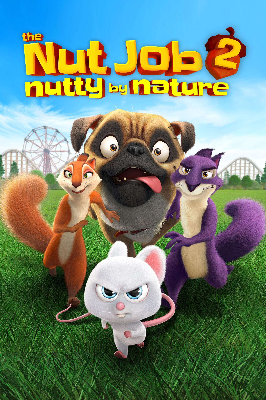 თხილის სამუშაო 2 / THE NUT JOB 2: NUTTY BY NATURE