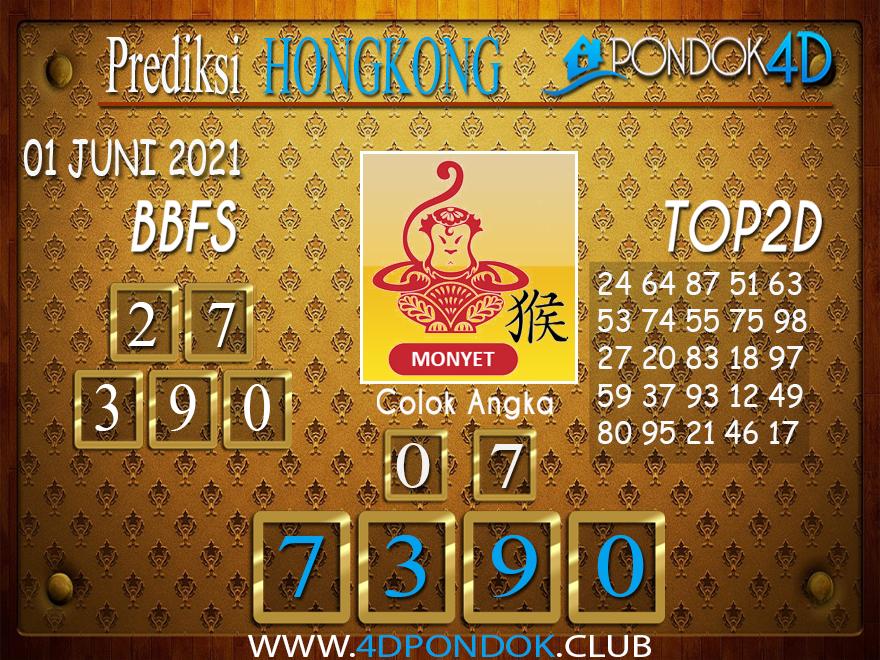 Prediksi Togel HONGKONG PONDOK4D 01 JUNI 2021