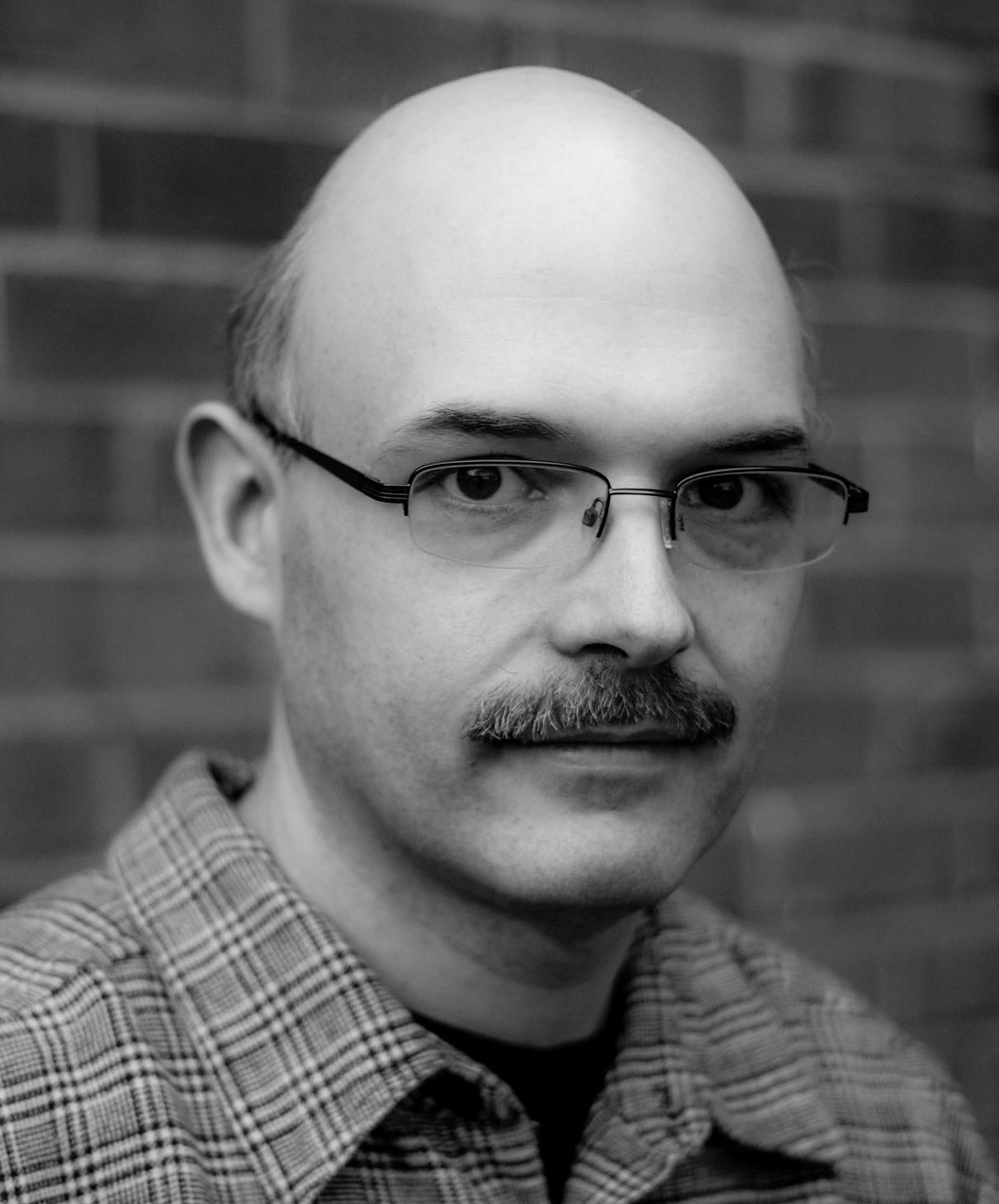 Matthew S. cox author photo