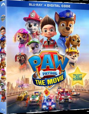 PAW Patrol - Il Film (2021) FullHD 1080p ITA ENG AC3 Subs